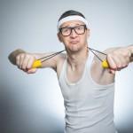 Sposób na stały postęp na siłowni -by Dezir