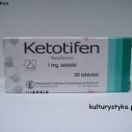 Ketotifenum
