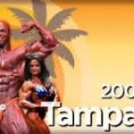IFBB Pro Tampa 2009 – wyniki