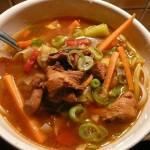 Chińska zupa by Malinowa