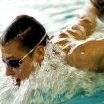 Pływanie i siłownia oraz masa i pływanie
