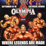 Mr Olympia 2011 – relacja live!