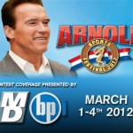 Przygotowania zawodników do Arnold Classic!