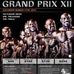 2012 IFBB Australia Pro GP