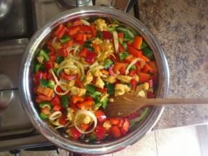 Gotowe danie