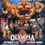 Mr. Olympia 2012 – lista zakwalifikowanych