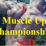 ZAPISY – I Internetowe Mistrzostwa SFD w Muscle Up (Wejscia siłowe) Na Drążku 2012
