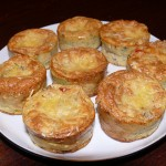 Muffinki jajeczne – kuchnia Ladies SFD