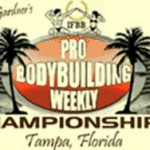 Pro Bodybuilding Weekly Championships