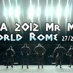 IBFA Mr&Ms World-Rzym 2012 – Relacja