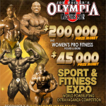 OLYMPIA MASTERS 2012