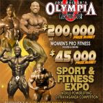 OLYMPIA MASTERS 2012 – Wyniki!
