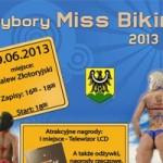 Miss Bikini Złotoryja 2013