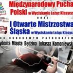 Autor Międzynarodowy Puchar Polski w WL Kl. – Będzin 29.06.2013 r.