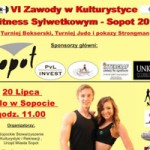 Sopot 2013 LIVE-VI Zawody w Kulturystyce i Fitness Sylwetkowym