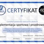 Bezpłatne szkolenie SFD i ECS – Brak miejsc!