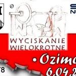 IV Mistrzostwa Polski Nauczycieli w Wyciskaniu Wielokrotnym