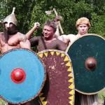 Event Foto & Video: Kulturyści w średniowieczu