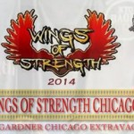 Wings of Strenght IFBB 2014
