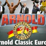 ARNOLD CLASSIC EUROPE 2014 – Dzień drugi – Wyniki
