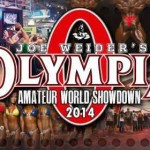 Mr.Olympia Amateur Moscow 2014