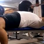 Szymen – w drodze do 150 kg w WL