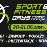 SPORT & FITNESS DAYS już w ten weekend!