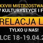 RELACJA LIVE z Mistrzostw Polski w Kielcach!