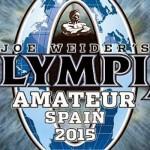 Olympia Amateur Spain 2015