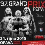 Grand Prix Pepa – Opava , 24 październik 2015