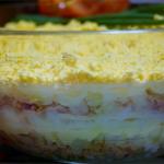 Kuchnia SFD: Białkowa Sałatka