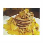 Kuchnia SFD: Pancakes bez mąki i tłuszczu