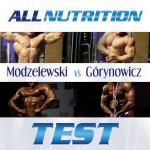 AllNutrition – Modzelewski vs Górynowicz: sezon 2016