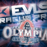 EVLS Prague Pro oraz Olympia Amateur Europe Video