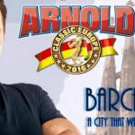 Zmiana lokalizacji Arnold Classic Europe