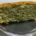 "Fasolowe ciasto – ""Blondie"""