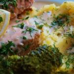 Kuchnia SFD: Łosoś w sosie miodowo-musztardowym