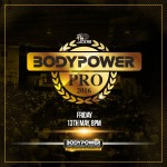 BodyPower Pro  UK 2016