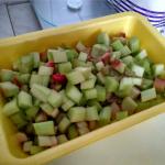 Owocowy dżem z chia