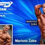 PRZYGOTOWANIA ZAWODNICZE SFD TEAM: Mariusz Żaba