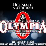 Aktualna lista kwalifikacji Olympia 2016