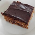 Ciasto czekoladowe na mące kokosowej z dodatkiem daktyli by vinang