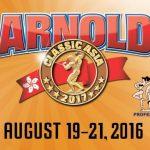 Arnold Classic Asia  19-21.08.2016