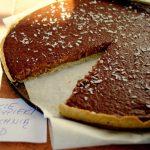 Kruche ciasto z budyniem orzechowym  by  mania7984
