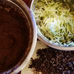 Wilgotne ciasto czekoladowe z kabaczkiem by Malinowa