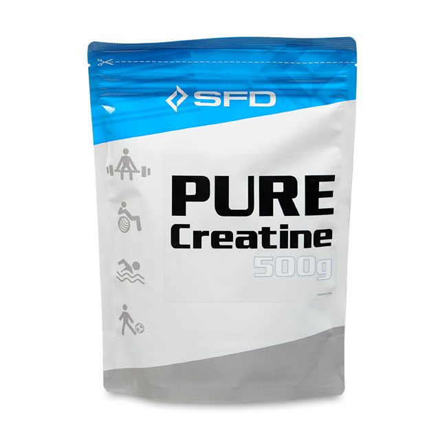 SFD Pure Creatine 500 g (2)