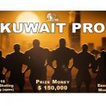 Nowość – Kuwait Pro 2016