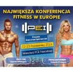 PEI – Konferencja Fitness – 22-23.10.2016 PGE NARODOWY