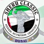 24-26 listopad 2016 Sheru Classic na Fitness Expo Dubai