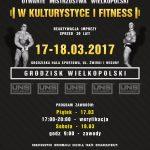 Regulamin  Mistrzostwa Wielkopolski 17-18.03.2017